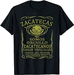 zacatecas mexico shirt