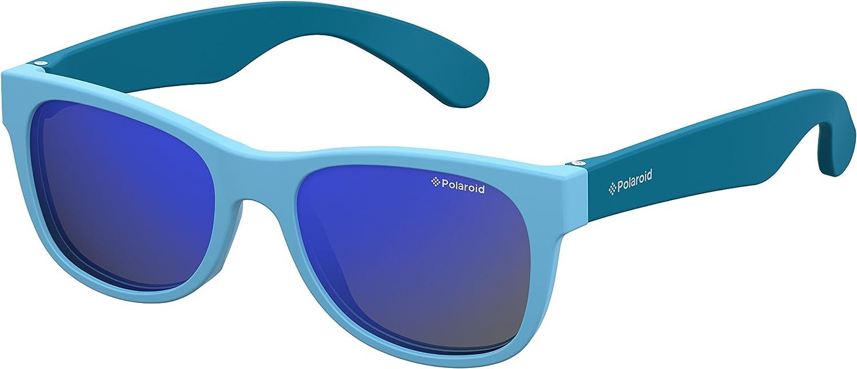 43 Cristgompo//Grey Polaroid Kids P0300 MF 141 Sunglasses