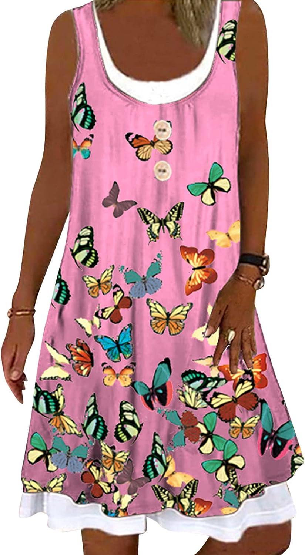 Women Tropical Print Halter Backless Maxi Dress Sexy Sleeveless Beach Dress