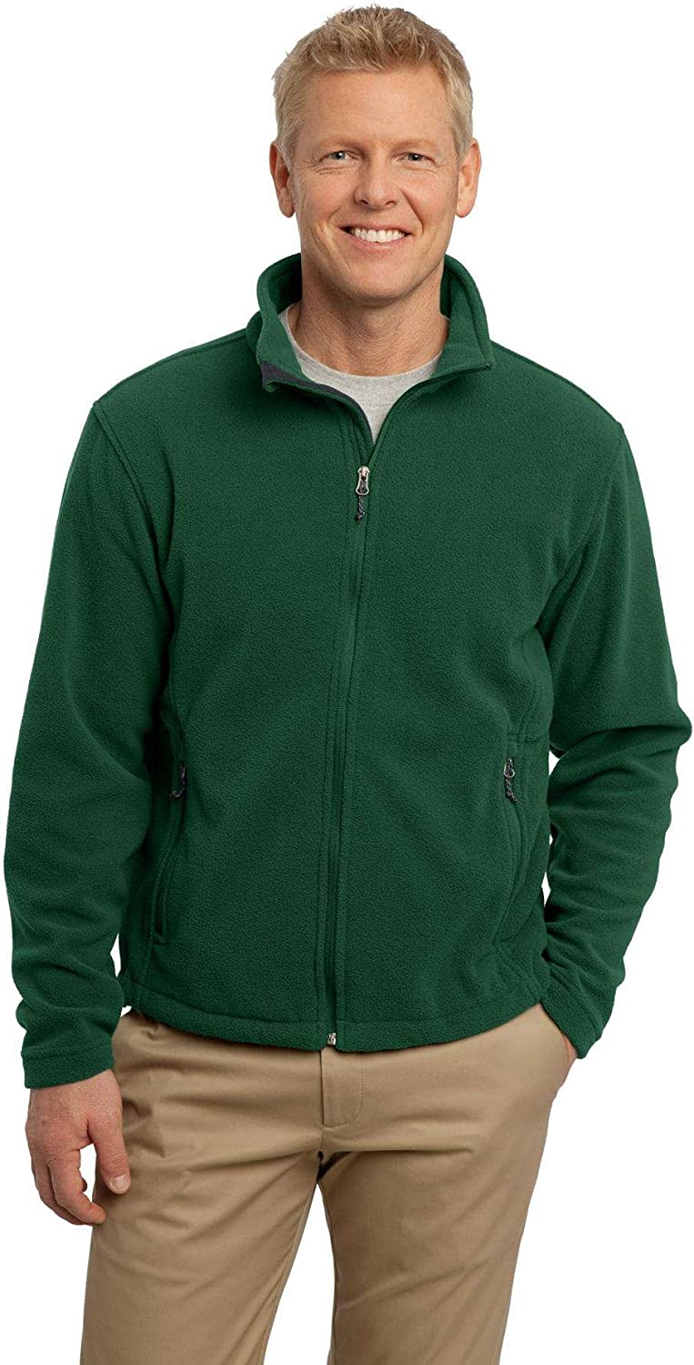 Port Authority - Value Fleece Jacket. F217 - Forest Green_S