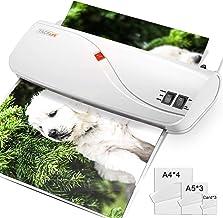 Plastificadora A4 A5 A7, TACKLIFE MTL01 Laminador en frío y