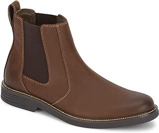 Men's Langford Chelsea Boot, Black - 10 M US