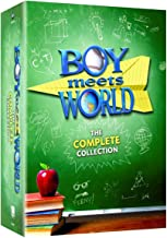 Boy Meets World: The Complete Series Collection (DVD, Seasons 1-7)