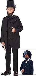 Child Abraham Lincoln/Frederick Douglass