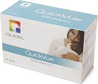 QuickVue hCG Urine Test (Pack of 25)