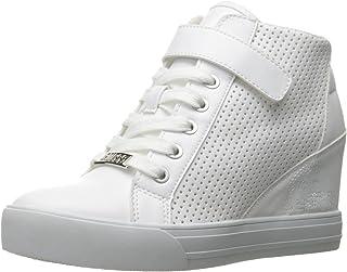 GUESS Womens Decia2 Sneaker
