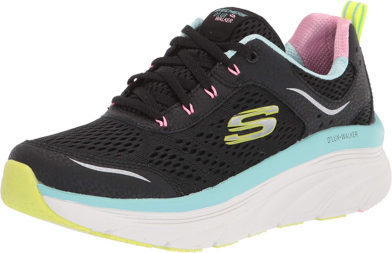 Skechers Women's D'lux 今だけ限定15%OFFクーポン発行中 Walker-Infinite 高品質新品 Sneaker Motion