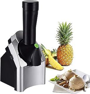 Machine à crème glacée, machine à crème glacée, machine à crème glacée molle de dessert aux fruits congelés,maison origina...