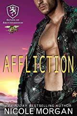 Affliction: A Navy SEAL, Hometown Hero, Second Chance, Happily Ever After Novel (Bonds of Brotherhood Book 4) Kindle Edition