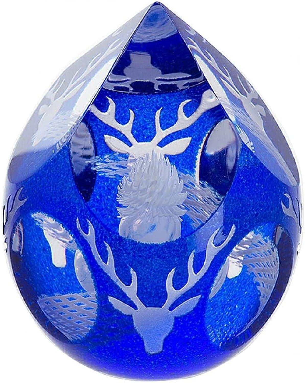 Caithness Glass Scottish Spirit of The The The Glens Limited Edition Briefbeschwerer B079YS8NKL | Moderne und stilvolle Mode  9dc582