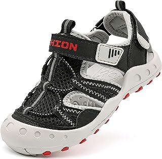 Enfant Sabots Mules Pantoufles Antidérapant Chaussures De Jardin Été Clog Sandales De Plage Sabots Garçon Chaussons Sandal...