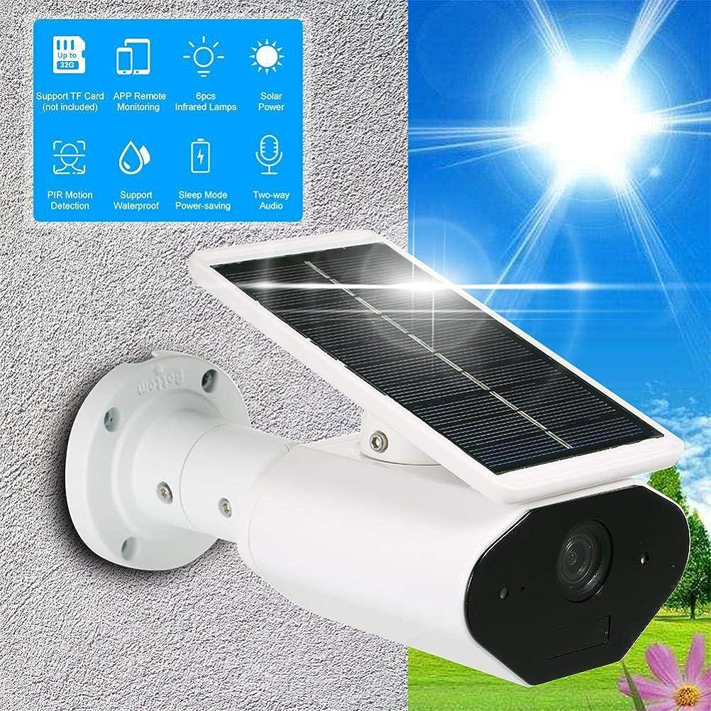 ラッチ保護代表する2.4グラム 無線 1080 p ワイヤレスカメラバッテリー 防水 屋外ソーラーip 電源低消費電力 pir 動き検出 カメラ用ホームセキュリティ