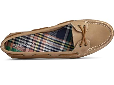 Sperry A/O Skimmer Leather (Sahara) Women
