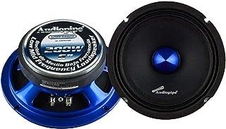 "$32 » Audiopipe APMB-628PM 6"" Slim Mid Full Range Loud Car Audio Speaker Bullet 4 Ohm 200W"