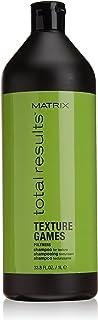 Matrix Shampoo, Total Results Texture Games, 1000 ml