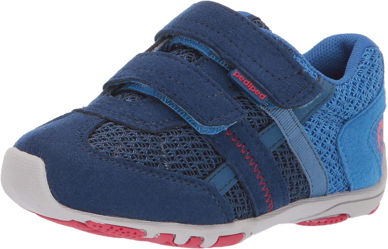 pediped Unisex-Child Gehrig Sneaker
