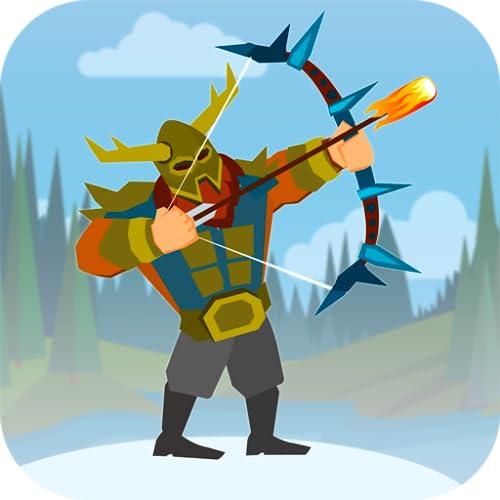 Eternal Winter Viking Stickman Target Shooting Sim: Coming Ragnarok Arrow Assault