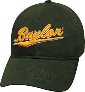 online retailer 8e561 d1e4b Ouray Sportswear NCAA Baylor Bears 3D Game Time Epic Adjustable Cap, Athletic  Hunter