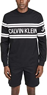 Calvin Klein Men's Long Sleeve Logo T-Shirt