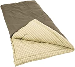 coleman down sleeping bag