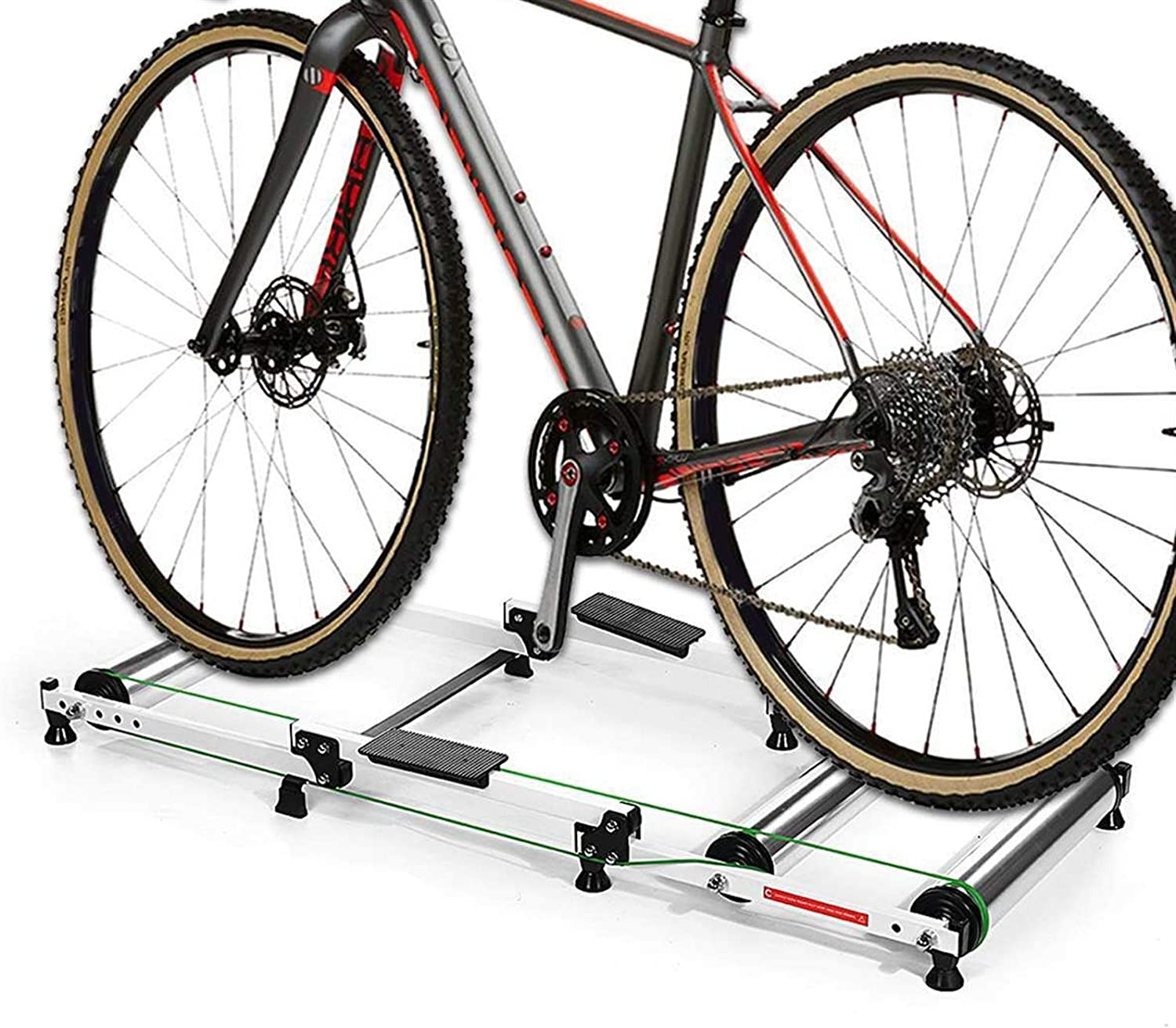 WERTYU Bike Trainer Stand Roller Safety and trust Bi Exercise Rollers Indoor specialty shop