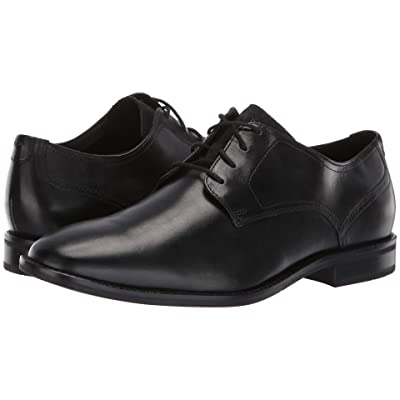 Cole Haan Aerocraft Grand Plain Oxford (Black) Men