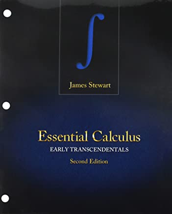 Essential Calculus + Webassign Multi-term Access Card for Stewart's Essential Calculus - Early Transcendentals, 2nd Ed