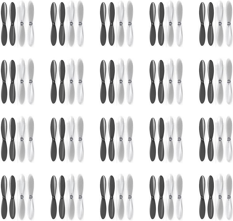 entrega gratis 20 x x x Quantity of Estes Dart negro Clear Propeller Blades Props Propellers Transparent - FAST FROM Orlando, Florida USA   autentico en linea