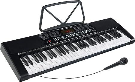 McGrey LK-6120-MIC teclado iluminado con micrófono