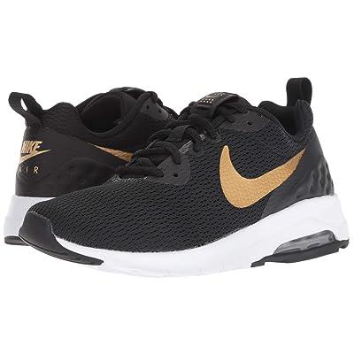 Nike Air Max Motion Lightweight LW (Black/Gold) Women