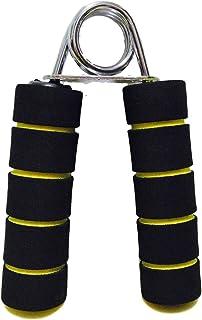 握力 ハンドグリップ トレーニング リハビリ ゴルフ ボルダリング ハンド グリップ 筋トレ グッズ 用品 強化 器具 子供 こども フィットネス エクササイズ 女性 高齢者 黄 色 イエロー カラー 10 kg(10kg)
