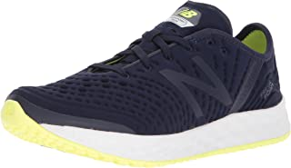 New Balance Women's Fresh Foam Crush v1 Cross Trainer, Pigment/Solar Yellow, 6 B US