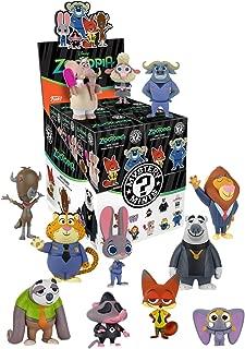 Zootopia Mystery Minis Display Figures Set of 12