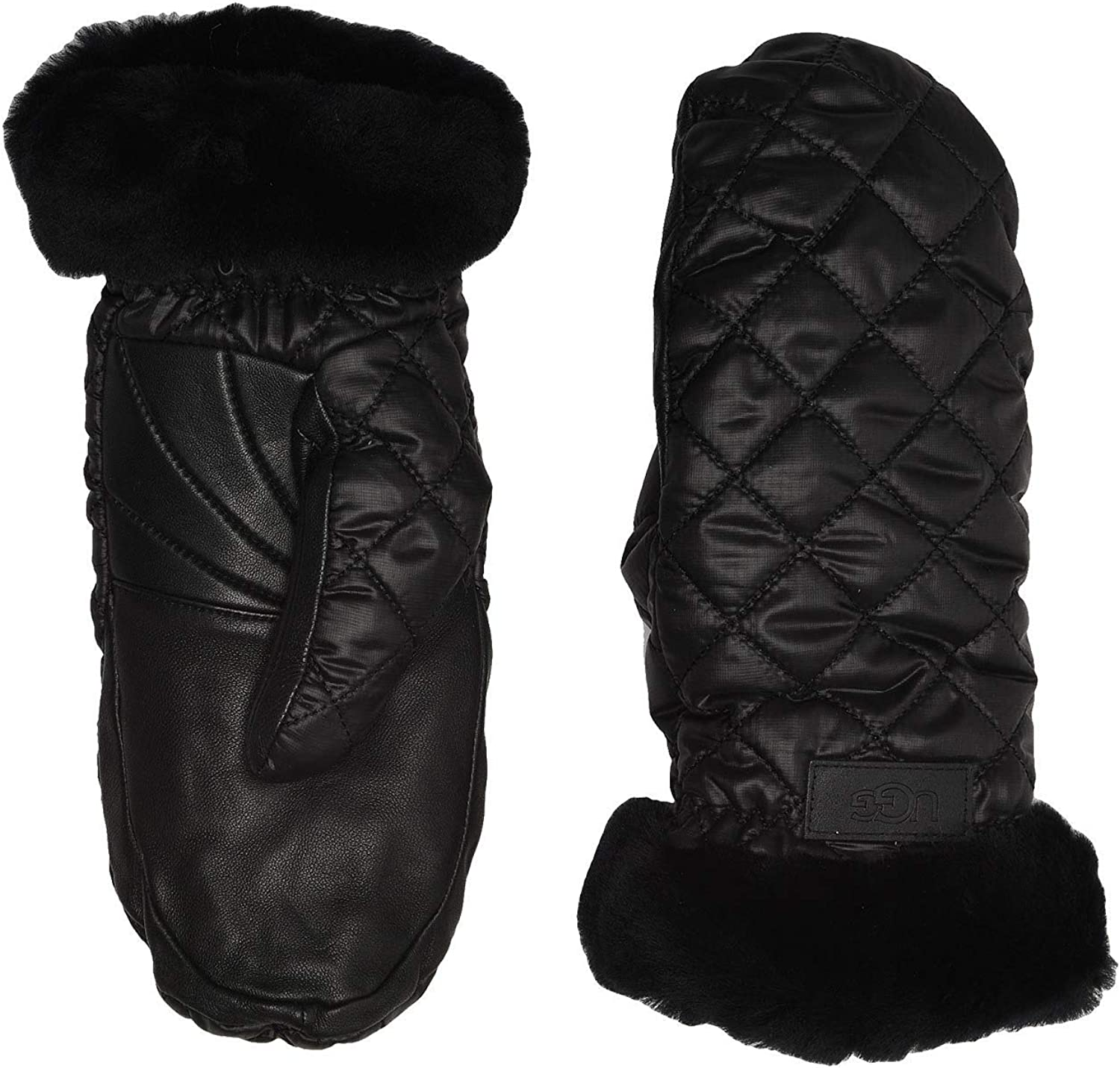 UGG Womens Quilted Performance Mitten