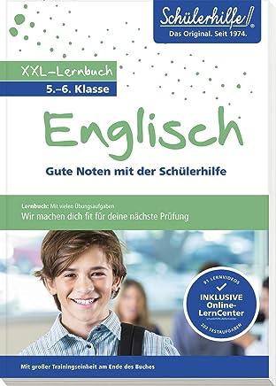 XXLLernbuch Englisch 56 Klasse Gute Noten it der Schülerhilfe by