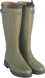 Le Chameau Women's Chasseur Rubber Lady Hunting Boot