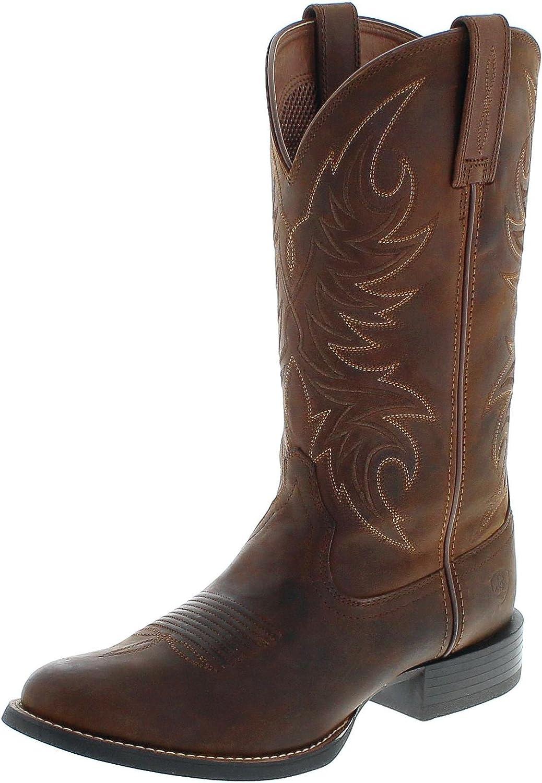 FB Modestövlar Män's 21700 21700 21700 Sport Horseman Cowboy Boots  bästa valet