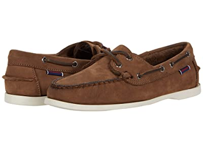 Sebago Jacqueline Nubuck (Dark Brown) Women