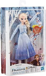 Disney Frozen 2 Şarkı Söyleyen Elsa