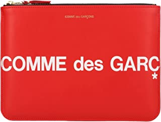 Luxury Fashion | Comme Des Garçons Womens SA5100HL2 Red Clutch | Fall Winter 19