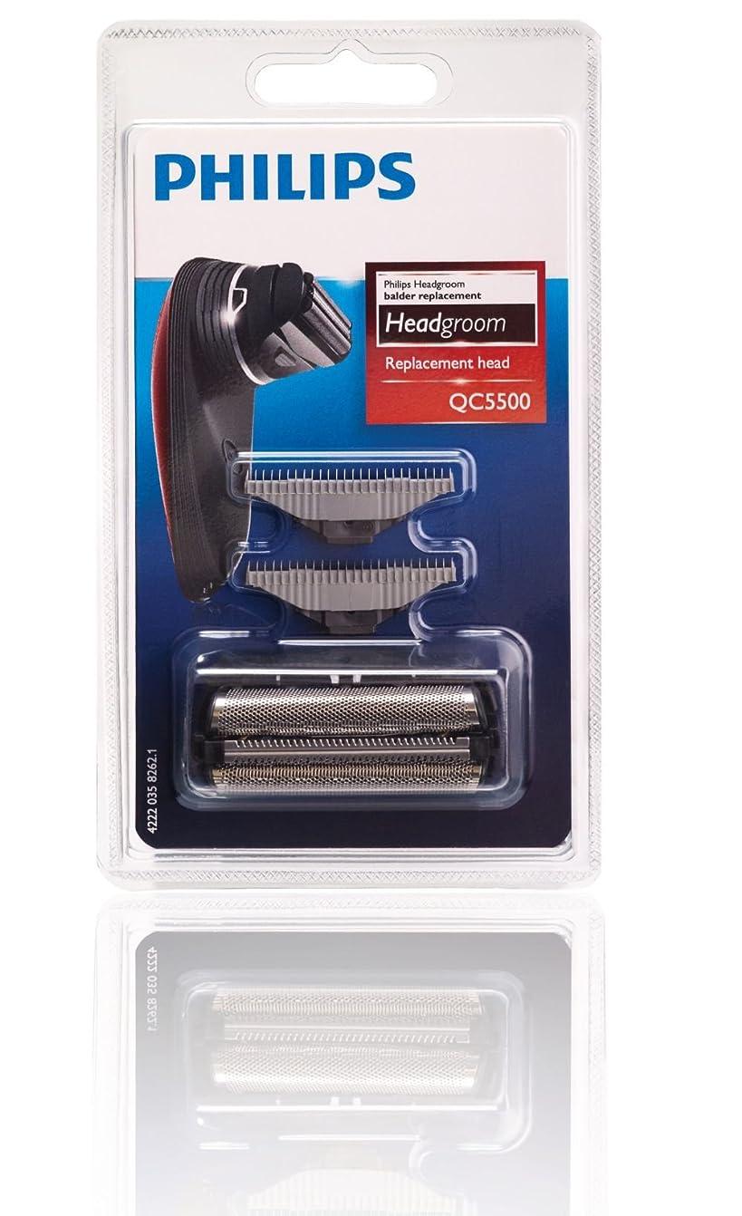 恥ずかしい突き出す弾性フィリップス スタイルシェーバー替刃 QC5500