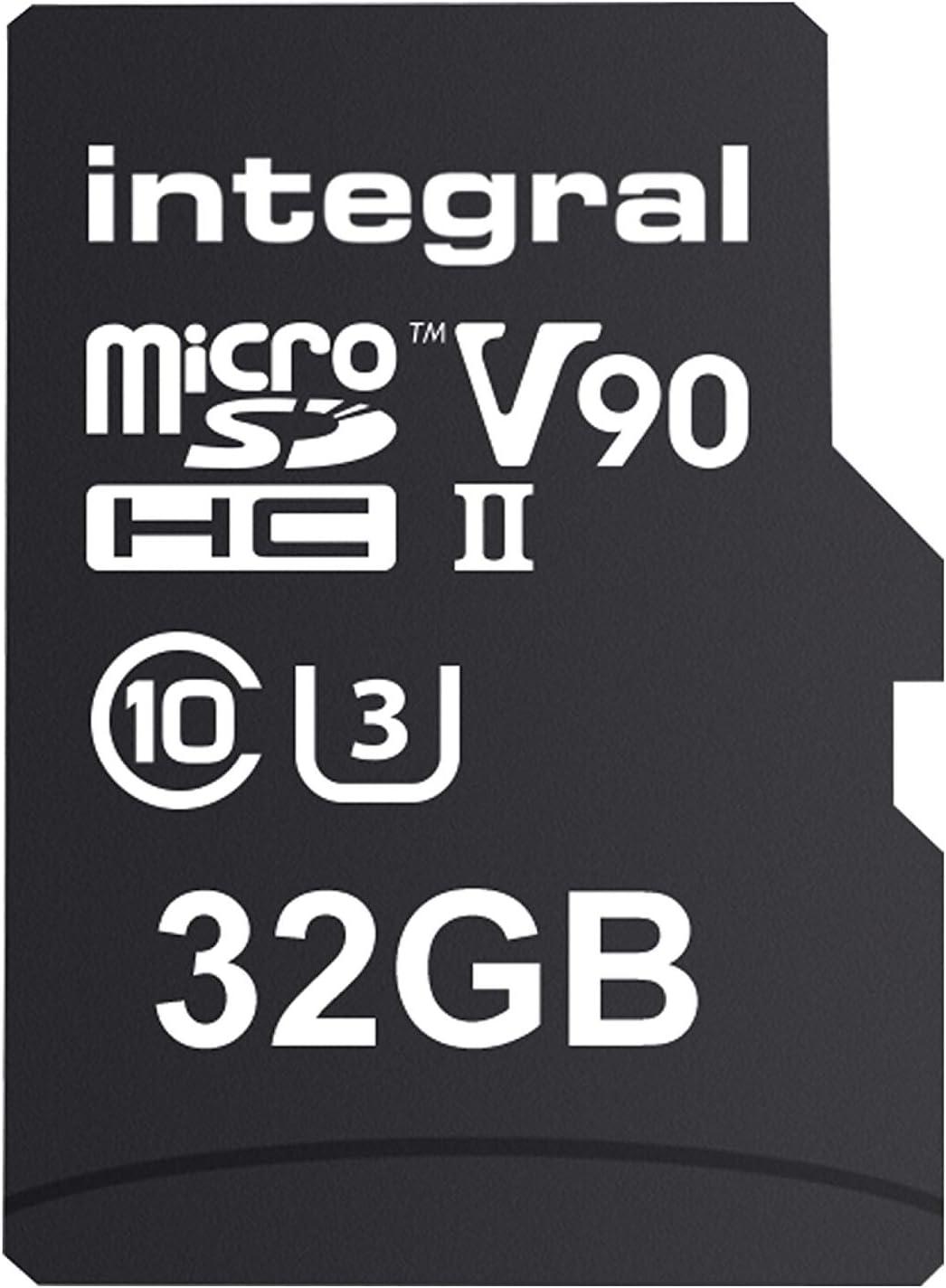 Integral Ultimapro X2 280 100 Uhs Ii V60 Microsdxc Computers Accessories