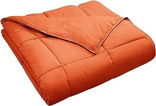 Best solid orange comforter Reviews