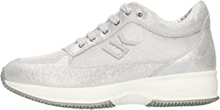 d31cc54956 Amazon.it: sneakers zeppa - Argento