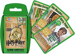 Winning Moves Top Trumps Harry Potter y Las Reliquias de la Muerte 1