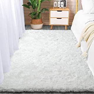 Comeet Soft Living Room Area Rugs for Bedroom Fluffy Rugs...
