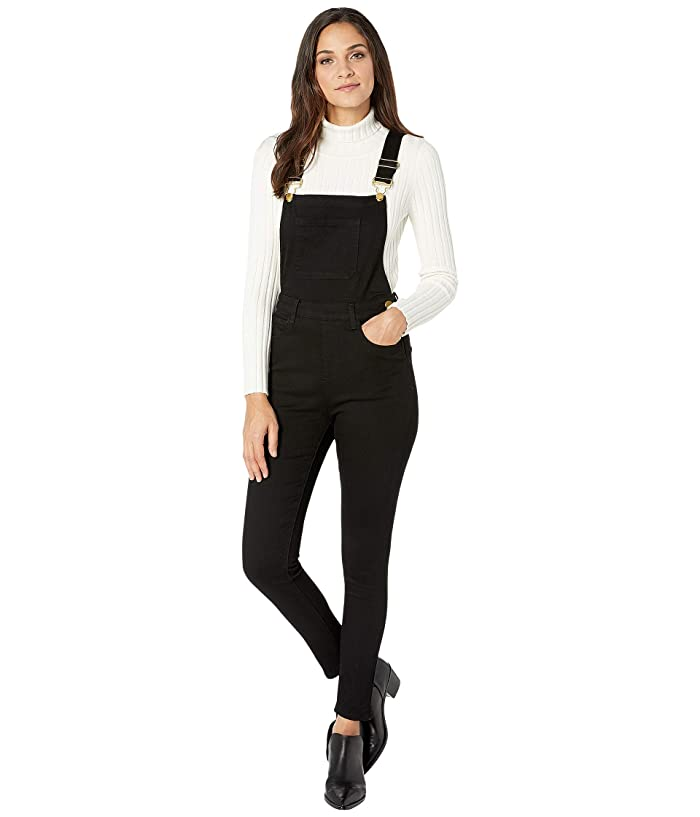 High Rise Skinny Overalls by We Wore What