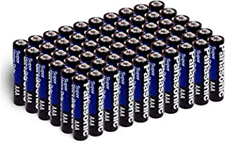 Panasonic AA Batteries Heavy Duty (48 Pack)