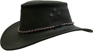 Australian Echuca Leather Hat from Down Under | Kakadu Traders Traveller Hat