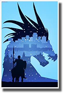 PosterEnvy The Long Night - The Night King - New Novelty GOT TV Show Poster